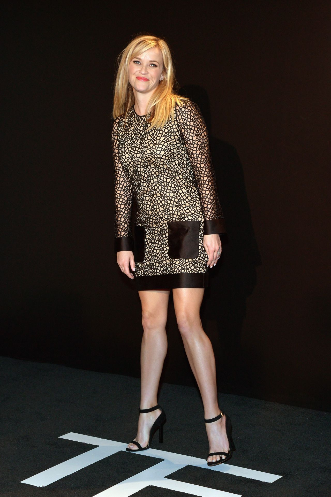 Reese Witherspoon  Tom Ford Autumnwinter 2015 Womenswear -2222
