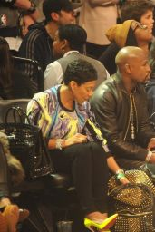 Rihanna - 2015 NBA All-Star Weekend at Barclays Center in New York City