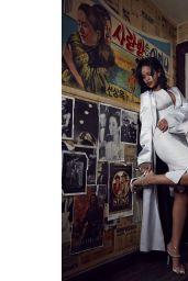 Rihanna - W Magazine (Korea) March 2015 Cover and Photos