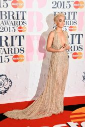 Rita Ora – 2015 BRIT Awards in London