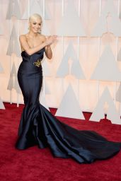 Rita Ora – 2015 Oscars Red Carpet in Hollywood