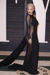 Rita Ora - 2015 Vanity Fair Oscar Party in Hollywood