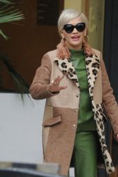 Rita Ora Fashion - Out in London, February 2015