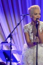 Rita Ora – The Weinstein Company's 2015 Academy Awards Nominees Dinner in LA
