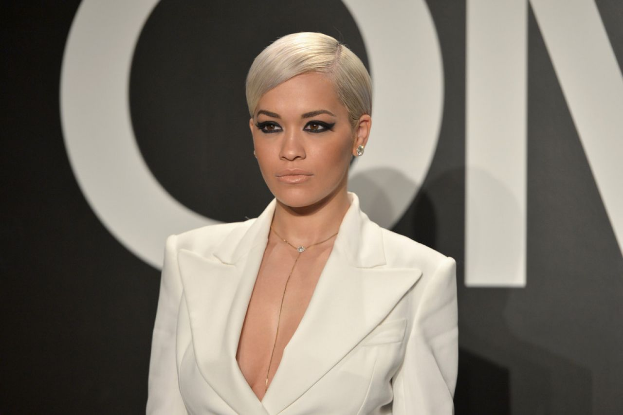 Rita Ora - 2015 Celebrity Photos