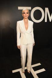 Rita Ora – Tom Ford Autumn/Winter 2015 Womenswear Collection Presentation in Los Angeles