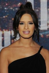 Rocsi Diaz - 2015 SNL Celebration At Rockefeller Plaza In New York City