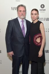 Rooney Mara - Vanity Fair and Barneys New York Dinner Benefit in Los Angeles