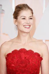 Rosamund Pike – 2015 Oscars Red Carpet in Hollywood