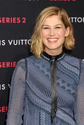 Rosamund Pike - Louis Vuitton