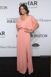 Rosario Dawson - 2015 amfAR New York Gala