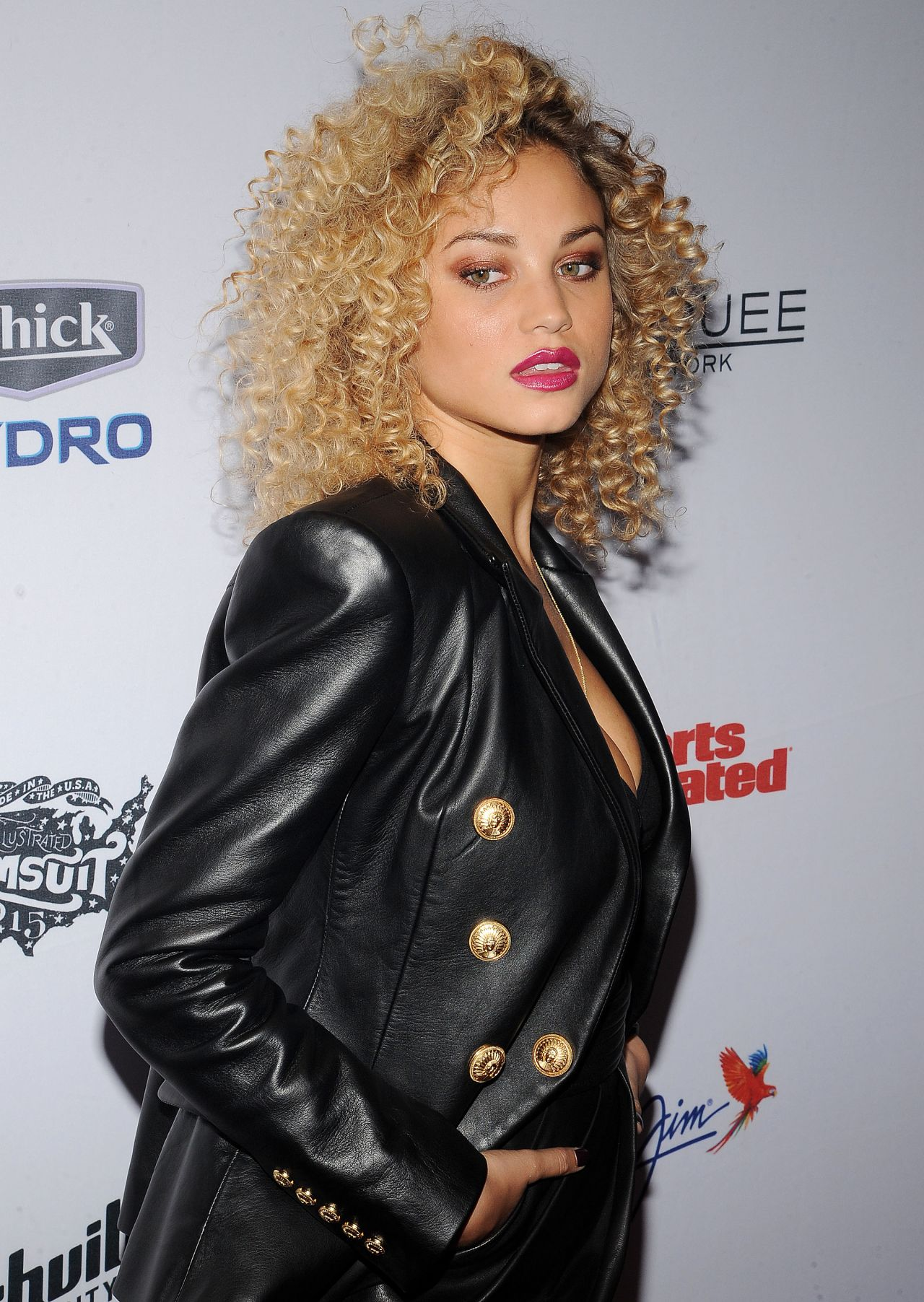Rose Bertram – 2015 Sports Illustrated Swimsuit Issue Celebration in New York City