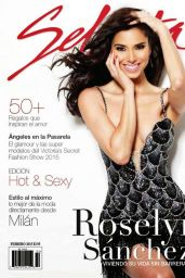 Roselyn Sanchez - Selecta Magazine Cover - February 2015