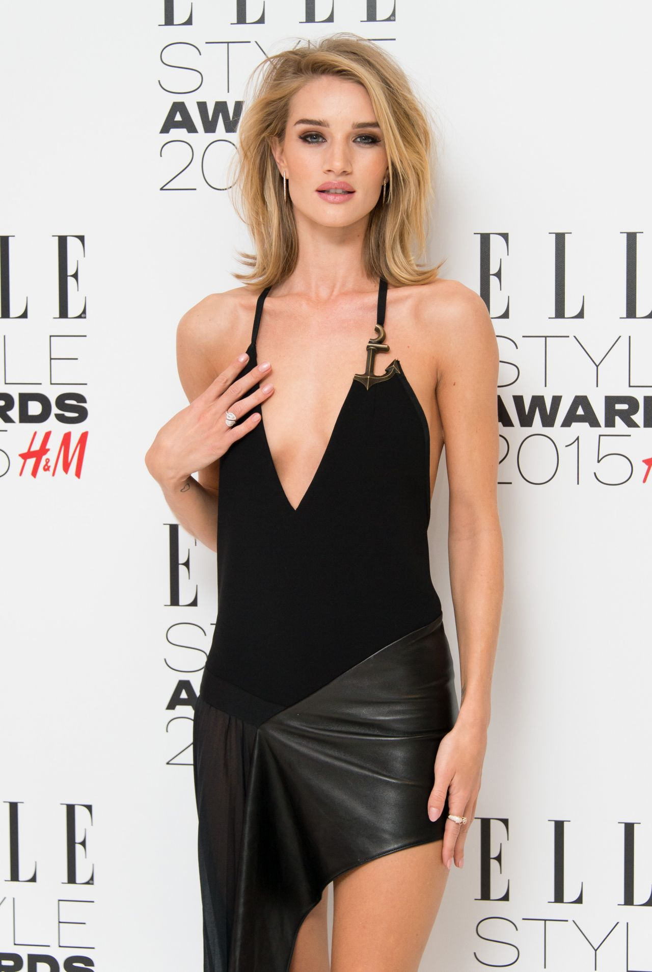 Rosie Huntington-Whiteley - 2015 Elle Style Awards in London