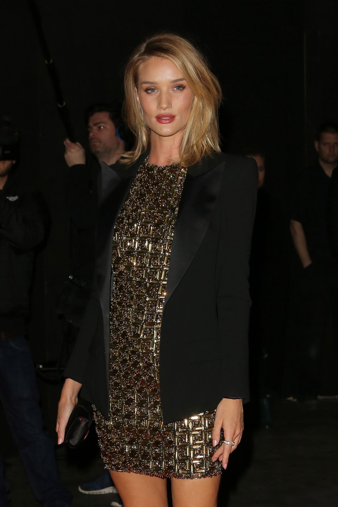 Rosie Huntington-Whiteley - 2015 Universal Music Brits Party in London