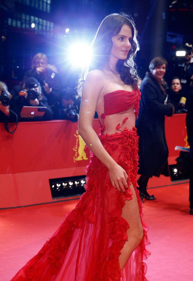 Ruby O Fee Closing Ceremony Of The 65th Berlinale