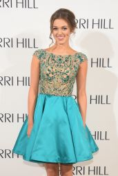 Sadie Robertson - Sherri Hill Runway Show in New York City, February 2015