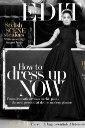 Salma Hayek - The Edit Magazine February 2015 Issue