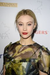 Sarah Gadon - 2015 Canadian Arts & Fashion Awards at the Fairmont Royal York Hotel