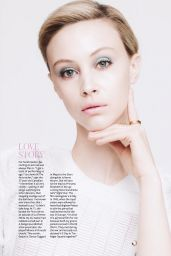 Sarah Gadon - InStyle Magazine (USA) March 2015 Issue