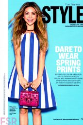 Sarah Hyland - Cosmopolitan Magazine March 2015 Issue
