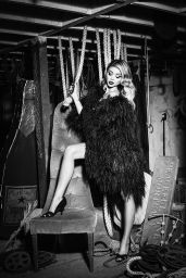 Sarah Hyland - Galore Magazine February 2015 Issue