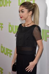 Sarah Hyland – 'The Duff' Fan Screening in Los Angeles