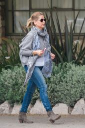 Sarah Michelle Gellar - Out in Los Angeles, February 2015