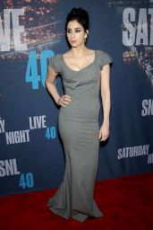 Sarah Silverman - 2015 SNL Celebration in New York City