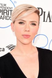 Scarlett Johansson - 2015 Film Independent Spirit Awards in Santa Monica