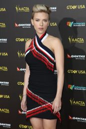 Scarlett Johansson – G'Day USA Gala AACTA International Awards 2015 in Los Angeles