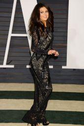 Selena Gomez - 2015 Vanity Fair Oscar Party in Hollywood