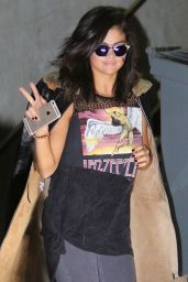 Selena Gomez Casual Style - Out in West Hollywood, February 2015