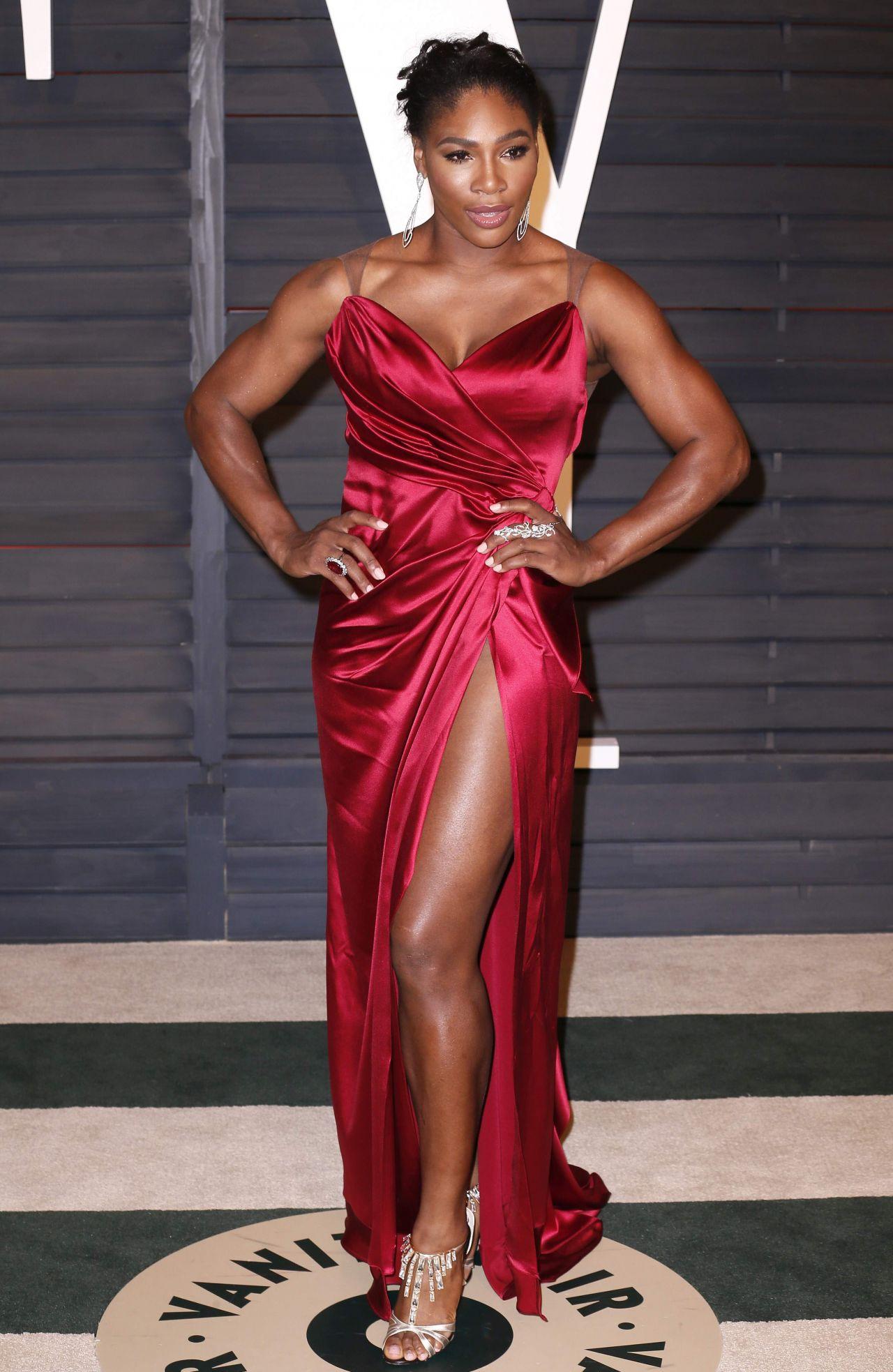 Serena Williams - 2015 Celebrity Photos