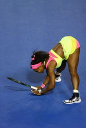 Serena Williams - Australian Open 2015 Final