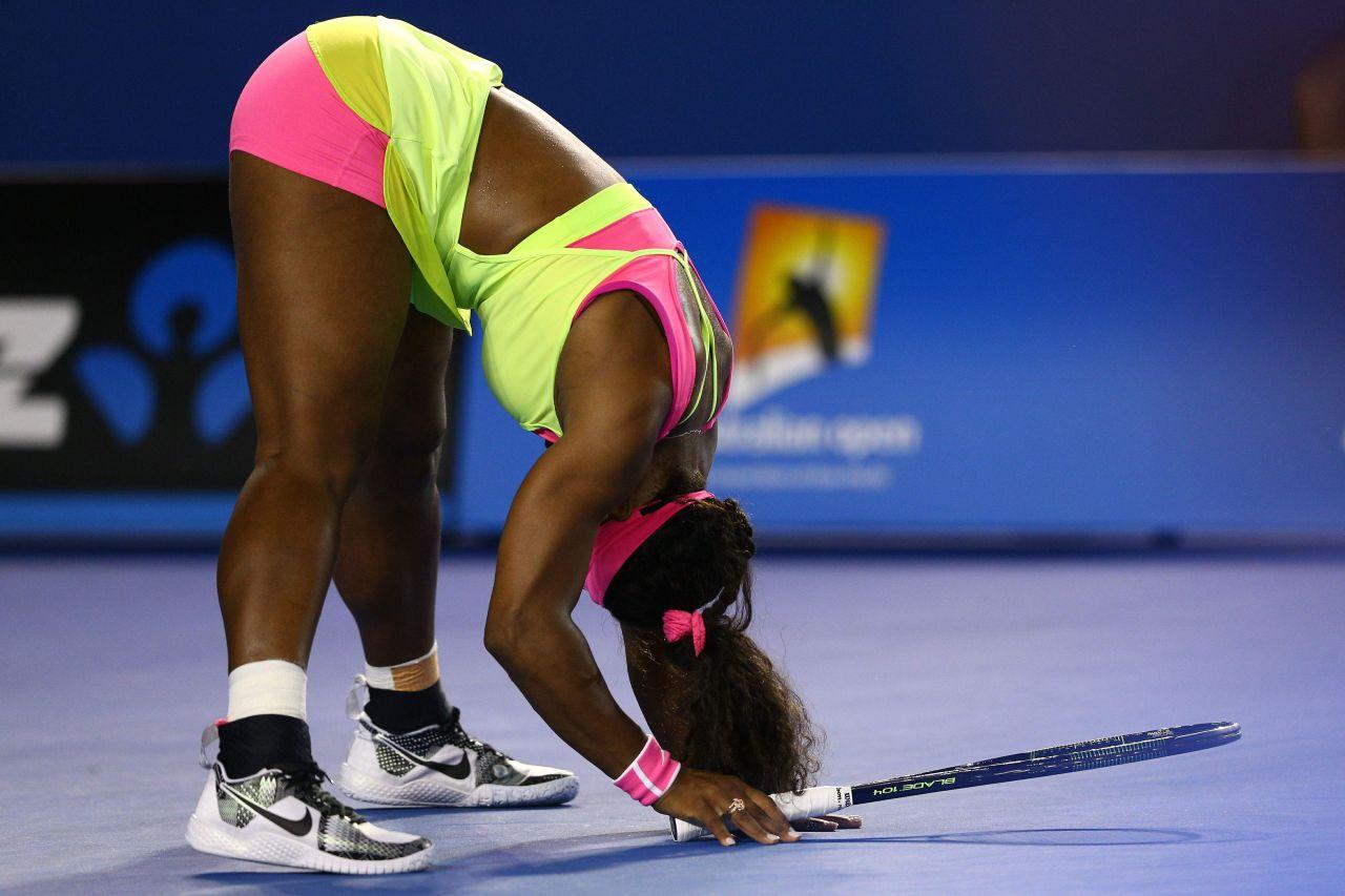 Serena Williams Final