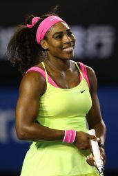 Serena Williams - Australian Open 2015 Final