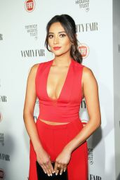 Shay Mitchell – Vanity Fair and FIAT Celebration of Young Hollywood in Los Angeles, Feb. 2015