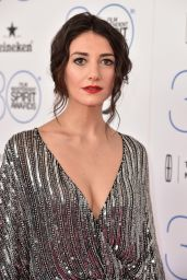 Sheila Vand - 2015 Film Independent Spirit Awards in Santa Monica