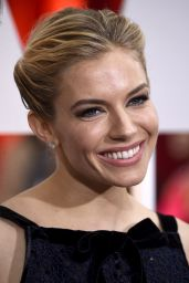 Sienna Miller – 2015 Oscars Red Carpet in Hollywood