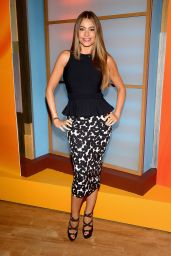 Sofia Vergara - Despierta America SEt Photos - Miami, February 2015