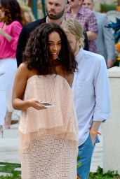 Solange Knowles - Veuve Clicquot Carnaval Event in Miami, February 2015