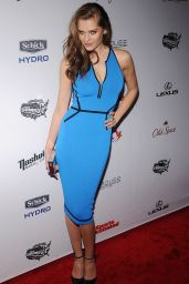 Solveig Mork Hansen – 2015 Sports Illustrated Swimsuit Issue Celebration in New York City