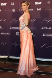 Sophia Thomalla - 10. SemperOpernball 2015 in Dresden