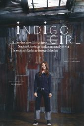 Sophie Cookson - InstyleMagazine (UK) February 2015 Issue