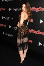 Sophie Simmons - Rolling Stone & Google Play Event - Grammy Week in Los Angeles