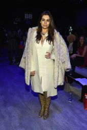 Sophie Simmons - Son Jung Wan Fashion Show in NYC, February 2015