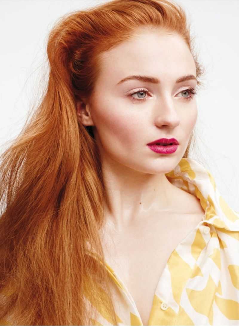 Sophie Turner - InStyle Magazine (US) - March 2015 Photo