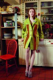 Sophie Turner Photos - InStyle.co.uk,  February 2015