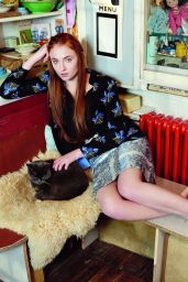 Sophie Turner Photos - InStyle.co.uk,  February 2015